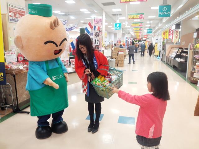 石川県七尾市「ナッピィモール」オープン16周年祭を開催しました。の画像